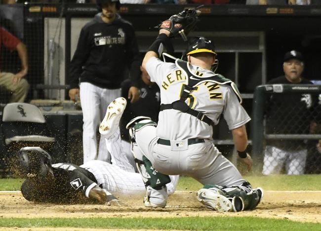 Chicago White Sox vs. Oakland Athletics - 8/11/19 MLB Pick, Odds, and Prediction