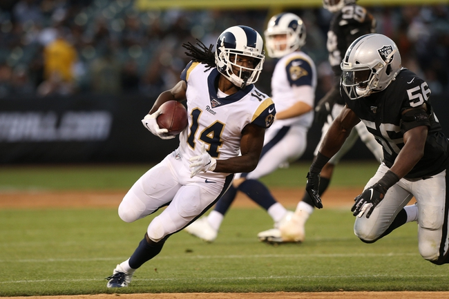 Oakland Raiders vs. Los Angeles Rams - 6/7/20 Madden20 NFL Sim Pick, Odds, and Prediction