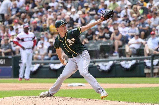 Mitch's A's-White Sox Pick