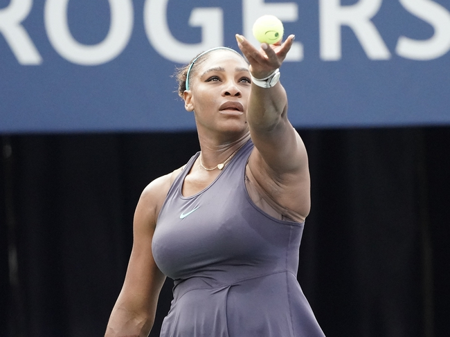 Serena Williams vs. Maria Sharapova - 8/26/19 US Open Tennis Pick, Odds, and Prediction