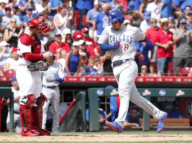 Chicago Cubs vs. Cincinnati Reds - 9/16/19 MLB Pick, Odds, and Prediction