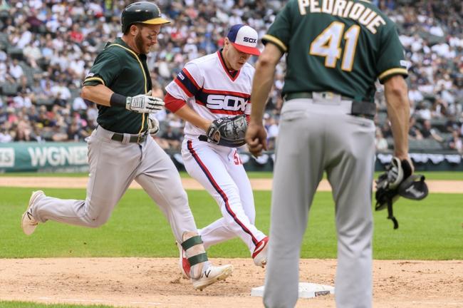 Tony T's White Sox at Athletcs Side 9-29-2020