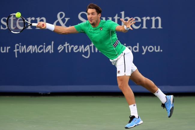 Marco Cecchinato vs. Dusan Lajovic - 2/18/20 Rio Open Tennis Pick, Odds, and Predictions