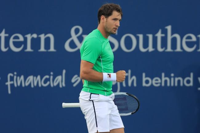 Sardinia Open : Dusan Lajovic vs. Laslo Djere - 10/14/20 Tennis Prediction