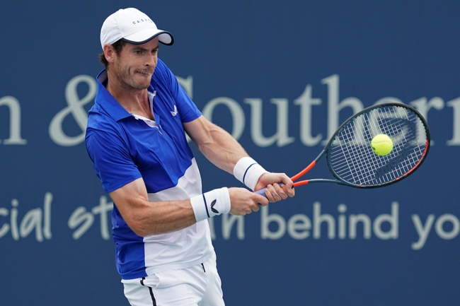 Andy Murray vs. Matteo Berrettini - 9/29/19 China Open Tennis Pick, Odds, and Prediction