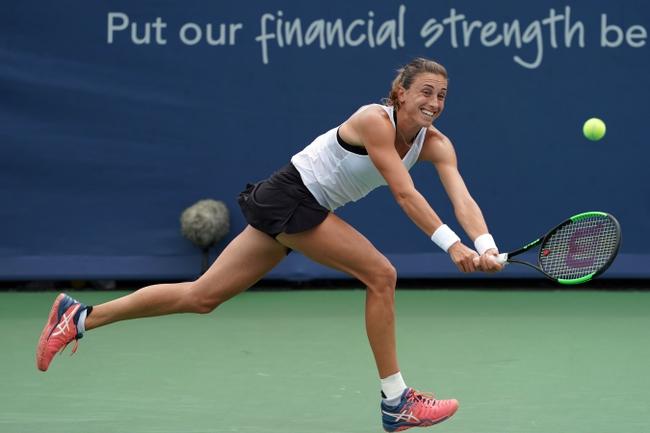 Petra Martic vs. Yulia Putintseva - 9/17/19 Pan Pacific Open Tennis Pick, Odds, and Prediction