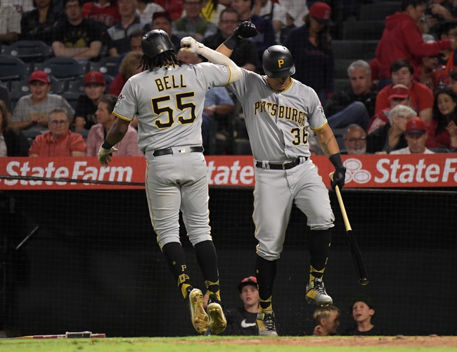 Los Angeles Angels vs. Pittsburgh Pirates - 8/13/19 MLB Pick, Odds, and Prediction