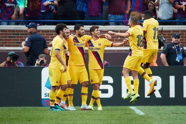 FC Barcelona vs. RCD Mallorca - 12/7/19 La Liga Soccer Pick, Odds, and Prediction