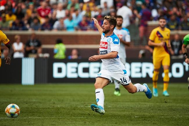 SSC Napoli vs. Juventus  - 1/26/20 Serie A Soccer Pick, Odds & Prediction