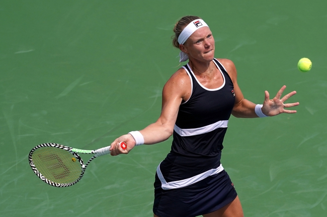Kiki Bertens vs. Paula Badosa - 8/27/19 US Open Tennis Pick, Odds, and Prediction
