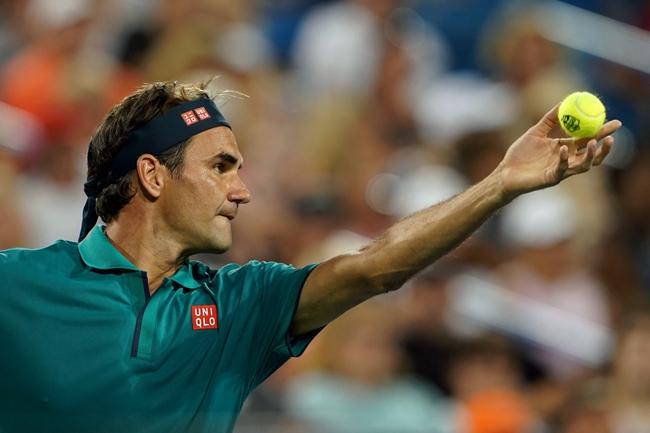Roger Federer vs. Andrey Rublev - 8/15/19 Cincinnati Open Tennis Pick, Odds, and Prediction