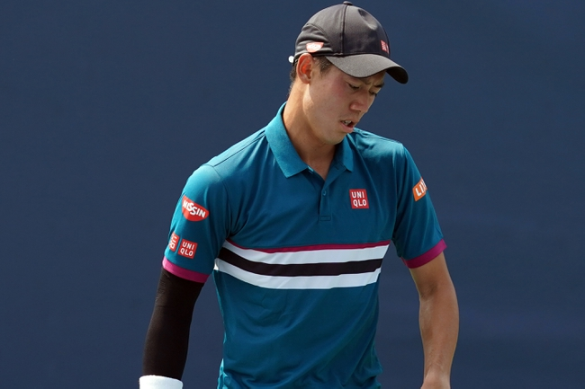 Kei Nishikori vs. Marco Trungelliti - 8/26/19 US Open Tennis Pick, Odds, and Prediction