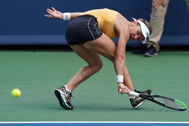Madison Keys vs. Simona Halep - 8/15/19 Cincinnati Masters Tennis Pick, Odds, and Prediction