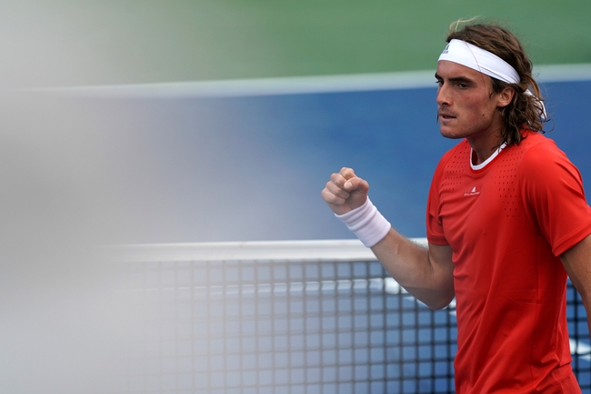 Stefanos Tsitsipas vs. Andrey Rublev - 8/27/19 US Open Tennis Pick, Odds, and Prediction