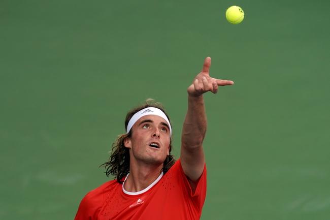 Stefanos Tsitsipas vs. Philipp Kohlschreiber - 1/22/20 Australian Open Tennis Pick, Odds & Prediction