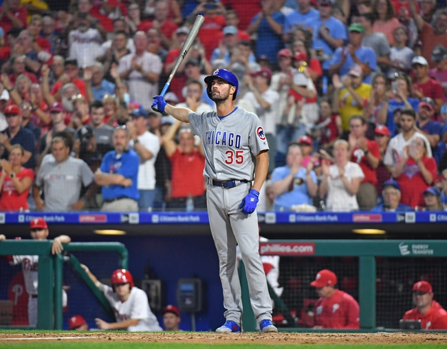 Philadelphia Phillies vs. Chicago Cubs - 8/15/19 MLB Pick, Odds, and Prediction