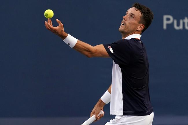 Roberto Bautista Agut vs. Mikhail Kukushkin - 8/27/19 US Open Tennis Pick, Odds, and Prediction