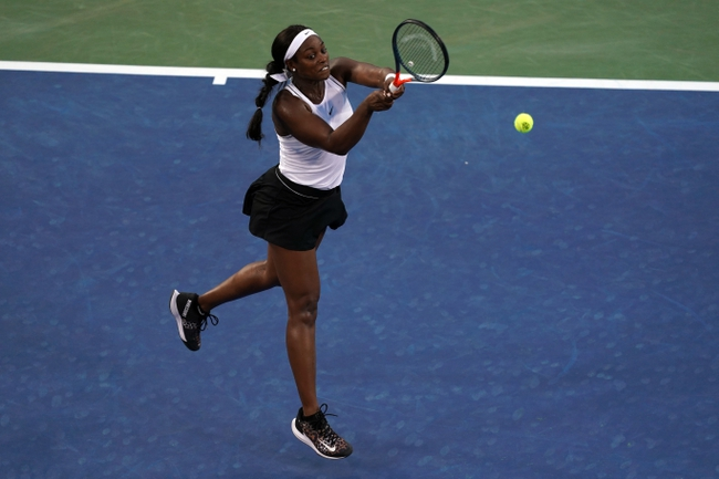 Sloane Stephens vs. Anna Kalinskaya - 8/27/19 US Open Tennis Pick, Odds, and Prediction