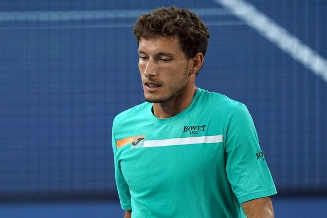 Pablo Carreno Busta vs. Jannik Sinner - 2/14/2020 Rotterdam Open Tennis Pick, Odds, and Prediction