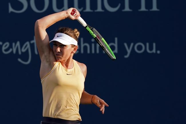 Simona Halep vs. Nicole Gibbs - 8/27/19 US Open Tennis Pick, Odds, and Prediction