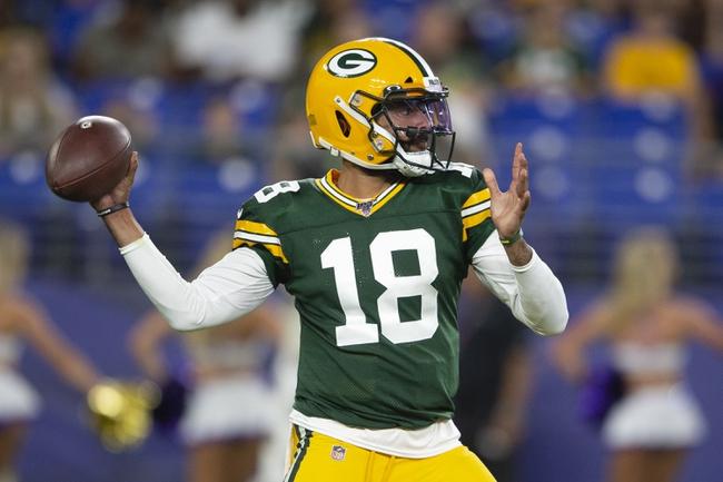 Oakland Raiders vs. Green Bay Packers - 8/22/19 NFL Preseason Pick, Odds, and Prediction
