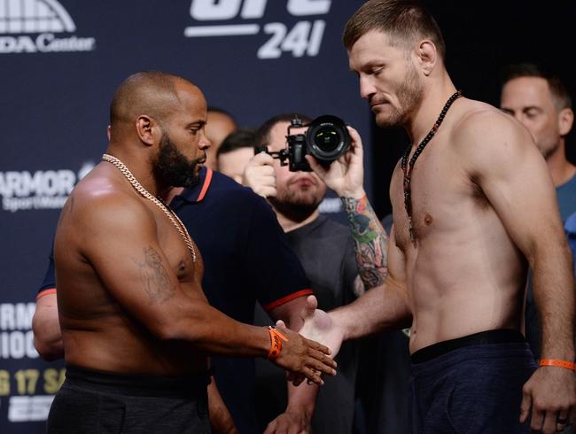 Daniel Cormier vs. Stipe Miocic - 8/15/20 UFC 252 Pick  and Prediction