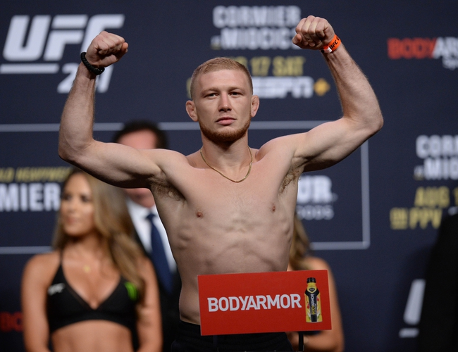 Louis Smolka vs. Casey Kenney  - 5/30/20 UFC Fight Night 176 Pick and Prediction