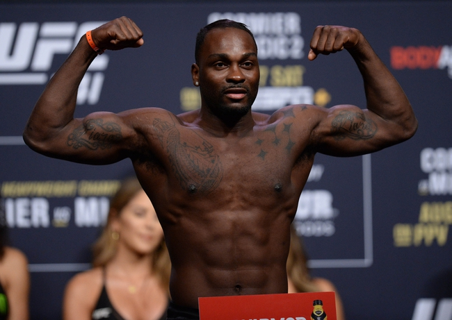 Derek Brunson vs. Edmen Shahbazyan  - 8/1/20 UFC Fight Night 173 Pick and Prediction