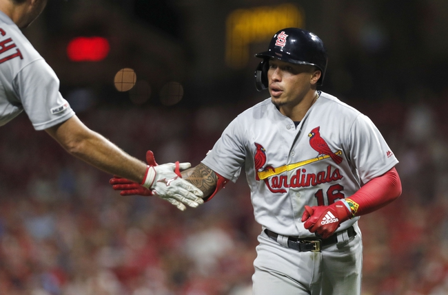 Cincinnati Reds vs. St. Louis Cardinals - 8/17/19 MLB Pick, Odds, and Prediction