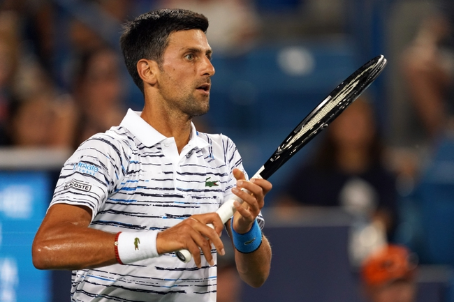 Novak Djokovic vs. Roberto Carballes Baena - 8/26/19 US Open Tennis Pick, Odds, and Prediction