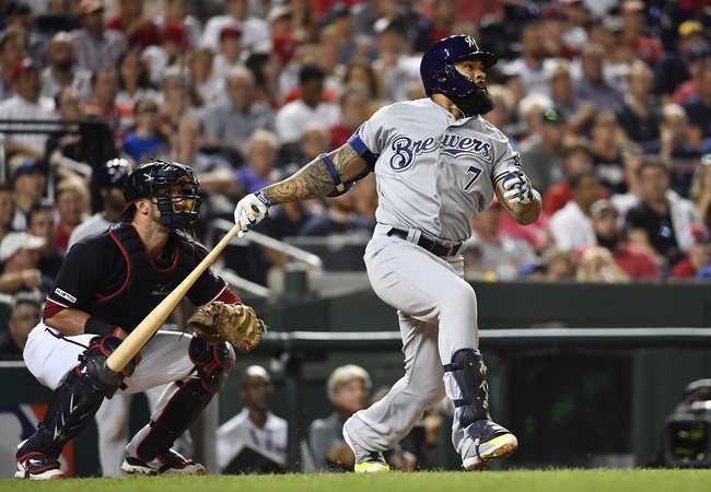 Washington Nationals vs. Milwaukee Brewers - 8/18/19 MLB Pick, Odds, and Prediction