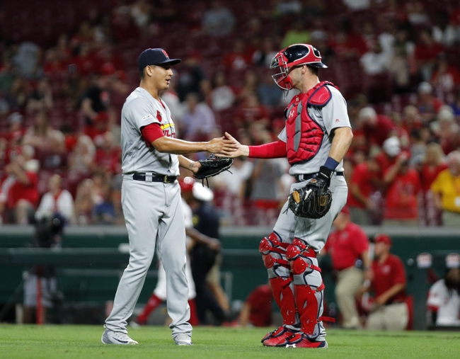 Cincinnati Reds vs. St. Louis Cardinals - 8/18/19 MLB Pick, Odds, and Prediction