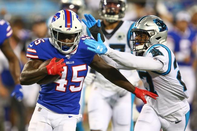 Buffalo Bills vs. Carolina Panthers - 5/31/20 Madden20 NFL Sim Pick, Odds, and Prediction