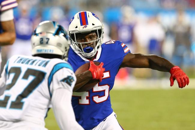Buffalo Bills vs. carolina Panthers - 4/29/20 Madden 20 Sim NFL Pick, Odds, and Prediction