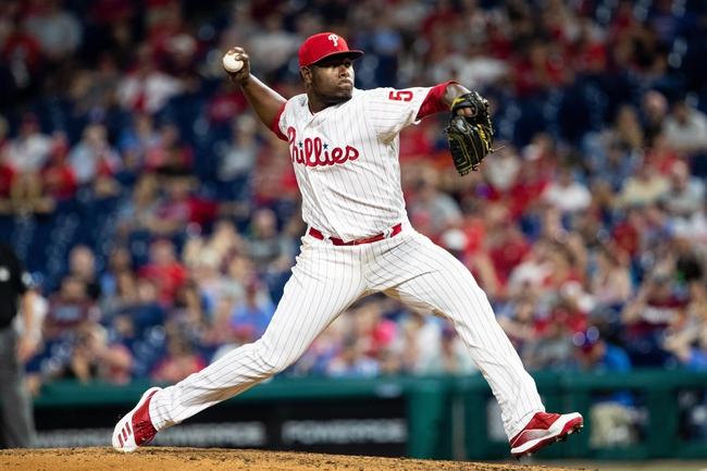 Philadelphia Phillies vs. San Diego Padres - 8/18/19 MLB Pick, Odds, and Prediction