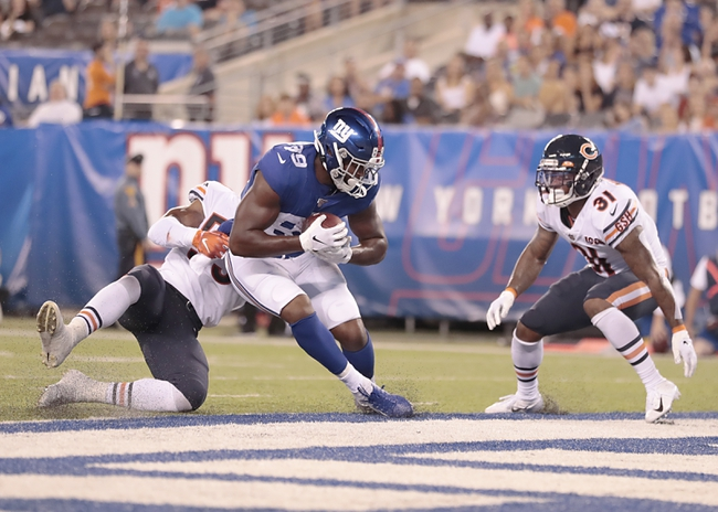 Chicago Bears vs. New York Giants - 11/24/19 NFL Pick, Odds, and Prediction