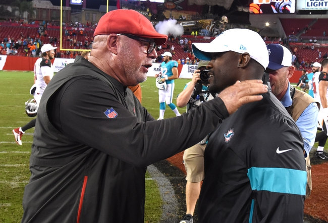 Tampa Bay Buccaneers vs. Miami Dolphins - 5/21/20 Madden20 NFL Sim Pick, Odds, and Prediction