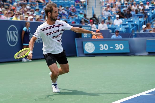 Richard Gasquet vs. Corentin Moutet - 6/28/20 Ultimate Tennis Showdown Tennis Pick, Odds, and Prediction