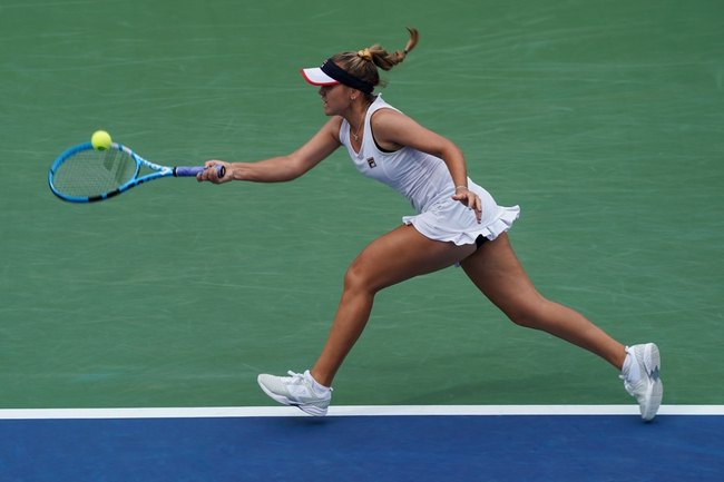 Sofia Kenin vs. Alison Riske - 10/23/19 WTA Elite Trophy Tennis Pick, Odds, and Prediction