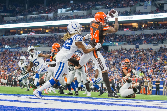 Week 5 Picks: Cleveland Browns vs Indianapolis Colts NFL Picks, Predictions 10/11/20