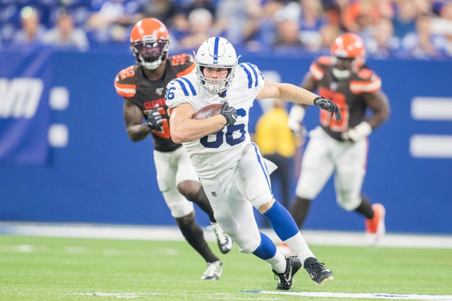 Cleveland Browns vs. Indianapolis Colts - 4/19/20 Madden20 NFL Sim Pick, Odds, and Prediction