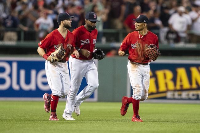 Boston Red Sox vs. Baltimore Orioles - 8/18/19 MLB Pick, Odds, and Prediction