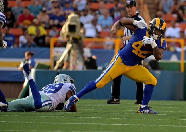 Dallas Cowboys vs. Los Angeles Rams - 12/15/19 NFL Pick, Odds, and Prediction