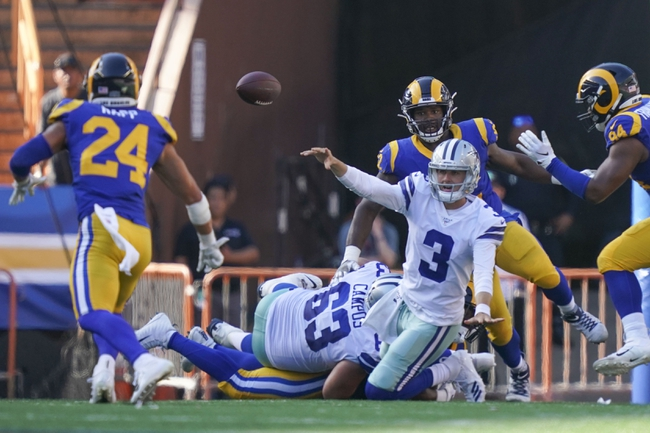 Los Angeles Rams vs. Cincinnati Bengals - 10/27/19 NFL Pick, Odds, and Prediction