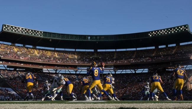 Los Angeles Rams at Dallas Cowboys - 12/15/19 NFL Pick, Odds, and Prediction