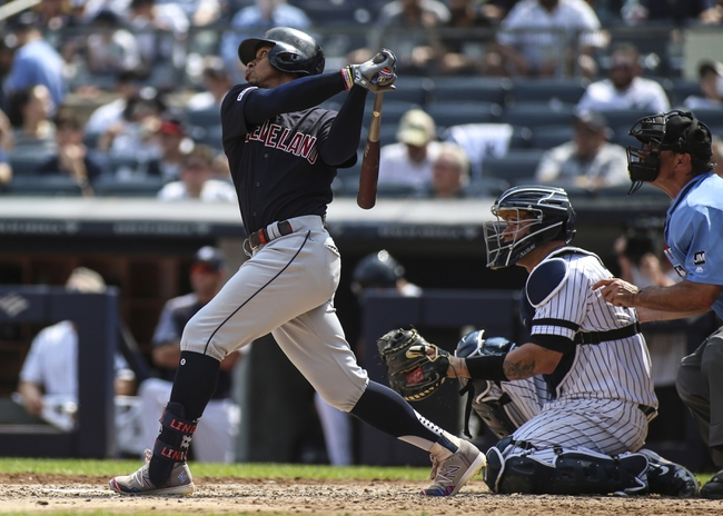 MLB Picks: Cleveland Indians vs. New York Yankees Wild Card 9/29/20