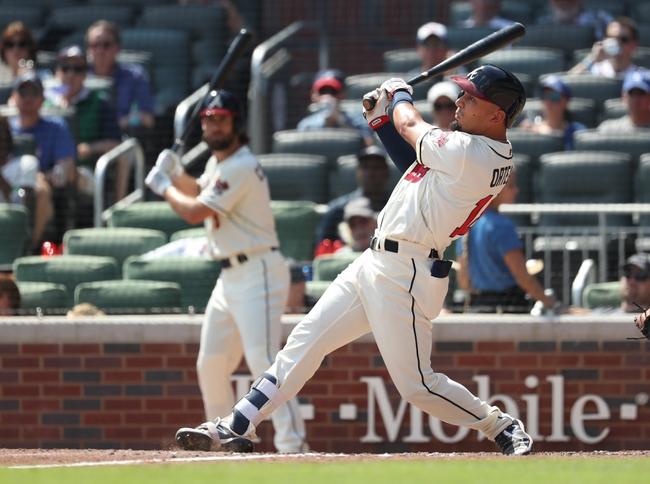 Los Angeles Dodgers vs Atlanta Braves NLCS Game 1 Picks & Predictions 10/12/20