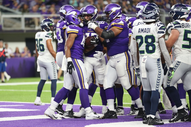 Minnesota Vikings at Seattle Seahawks - 12/2/19 NFL Pick, Odds, and Prediction