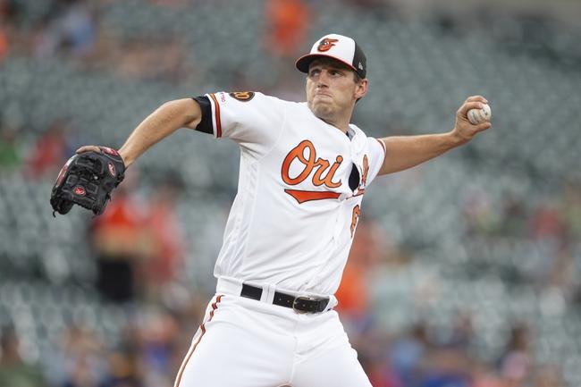 Baltimore Orioles vs. Tampa Bay Rays - 8/24/19 MLB Pick, Odds, and Prediction