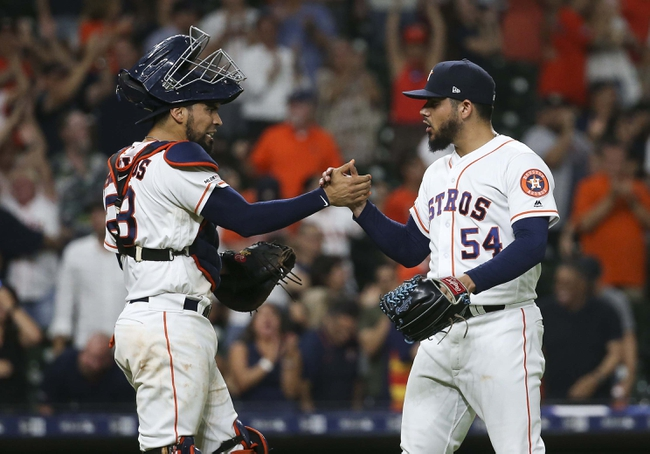 Houston Astros vs. Detroit Tigers - 8/20/19 MLB Pick, Odds, and Prediction